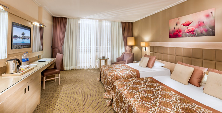 Chambre double - Miracle Resort