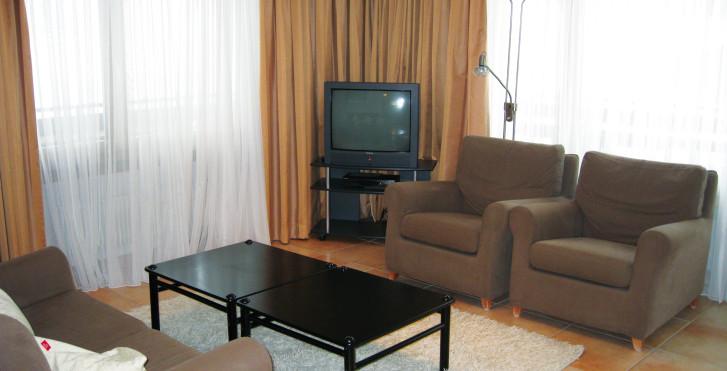 Exemple - Appartements Sarazena / Everest / Kontiki