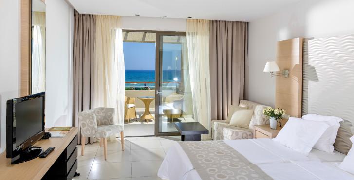 Chambre double vue mer - Astir Odysseus Kos Resort & Spa
