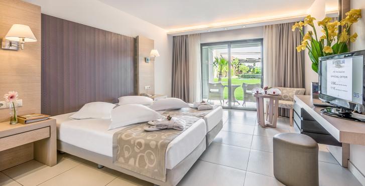 Chambre double vue parc - Astir Odysseus Kos Resort & Spa