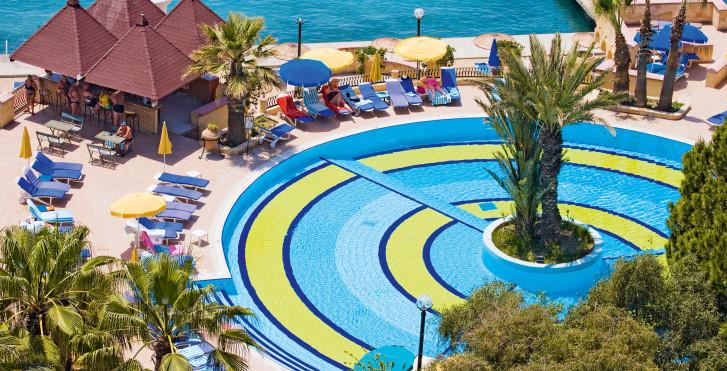Bild 15294432 - Fantasia Hotel De Luxe