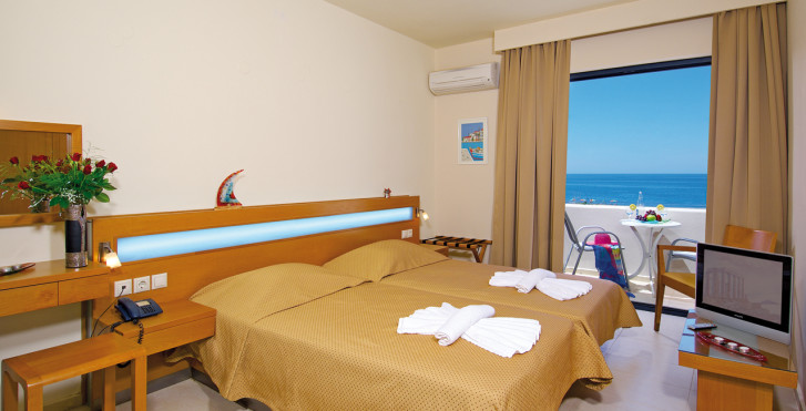 Chambre double - Eva Bay
