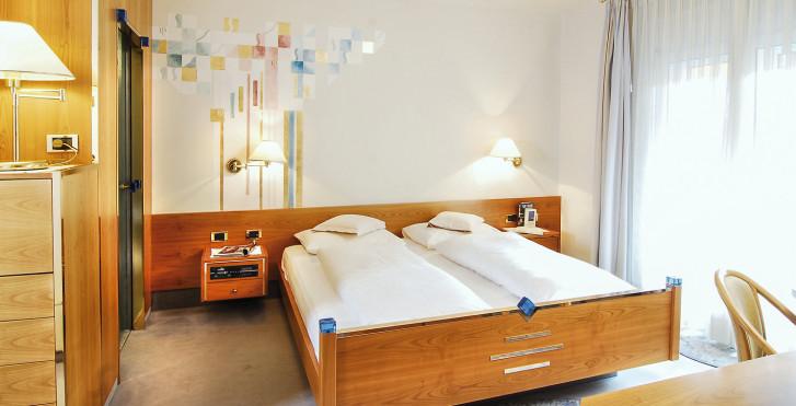 Chambre double Mignon - Hôtel Wiesenhof