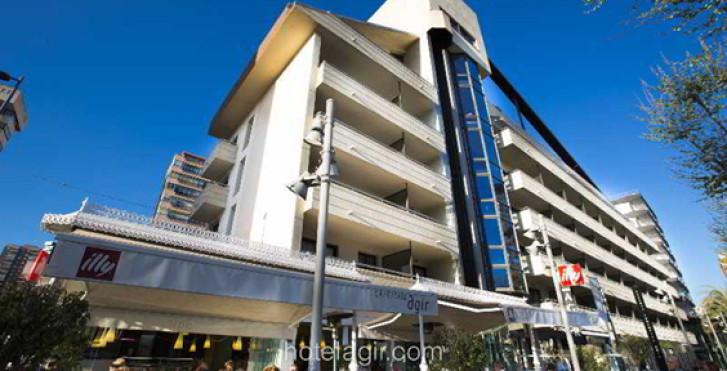 Image 24963634 - Hôtel Agir
