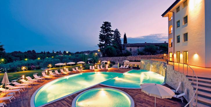 Hôtel Villa Luisa Resort