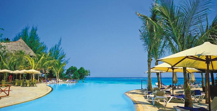 Piscine Maridadi Wing - Baobab Beach Resort & Spa