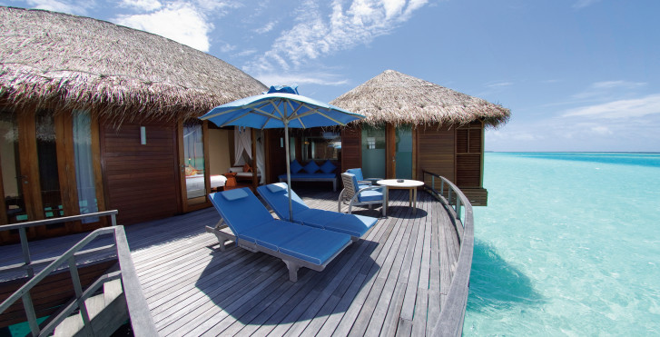Suite Over Water - Anantara Dhigu Maldives Resort