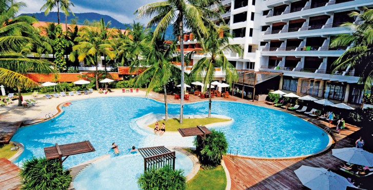 Image 7631396 - Patong Beach Hotel