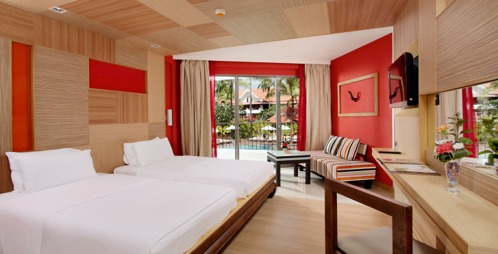Image 7631405 - Patong Beach Hotel