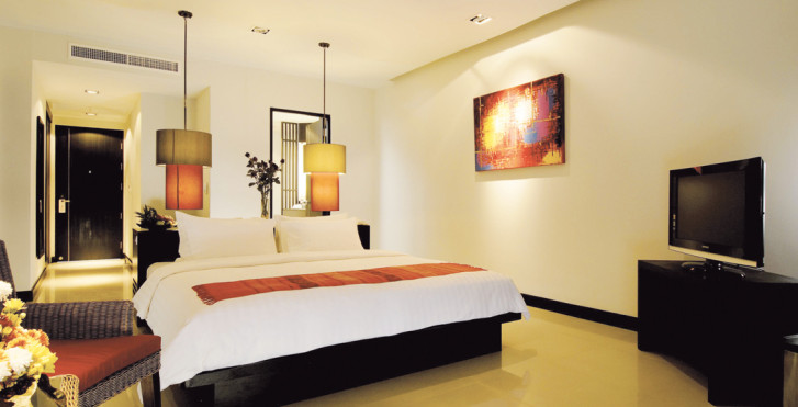 Deluxe-Oasis-Zimmer - Ramada Khao Lak Resort