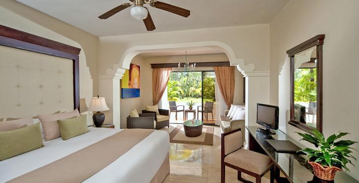 Roulette-Zimmer - Meliá Caribe Beach Resort