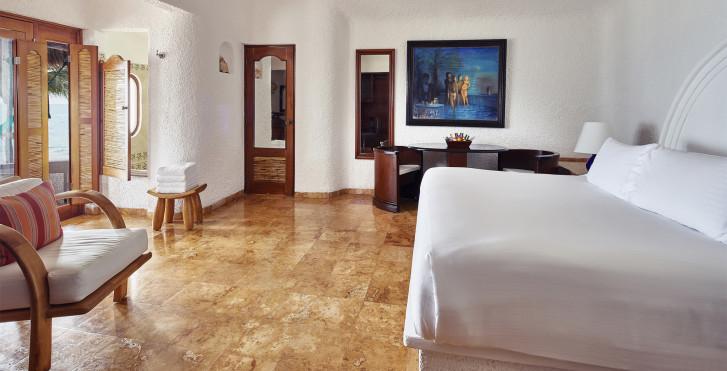 Chambre double Deluxe Sea View - Belmond Maroma Resort & Spa