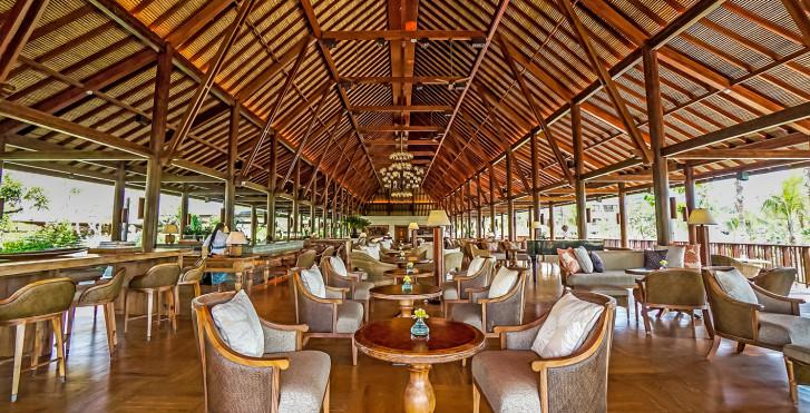 Hall de réception - Hyatt Regency Bali