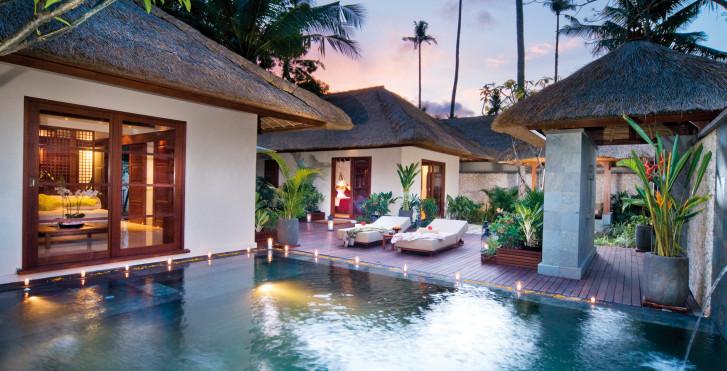 Villa Deluxe Pool - Belmond Jimbaran Puri