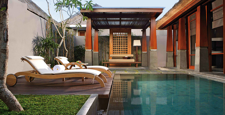 Villa Pool - The Kayana Villas