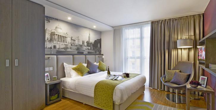 Citadines Trafalgar Square Apartments