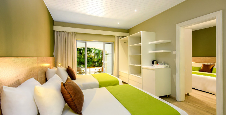 Familien-Appartements - Mauricia Beachcomber Resort & Spa