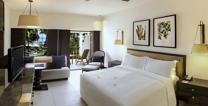 Chambre double Grand Deluxe - Hilton Mauritius Resort & Spa