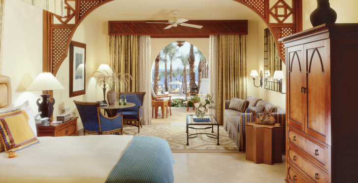 Chambre Premier vue mer - Four Seasons Resort Sharm el-Sheikh