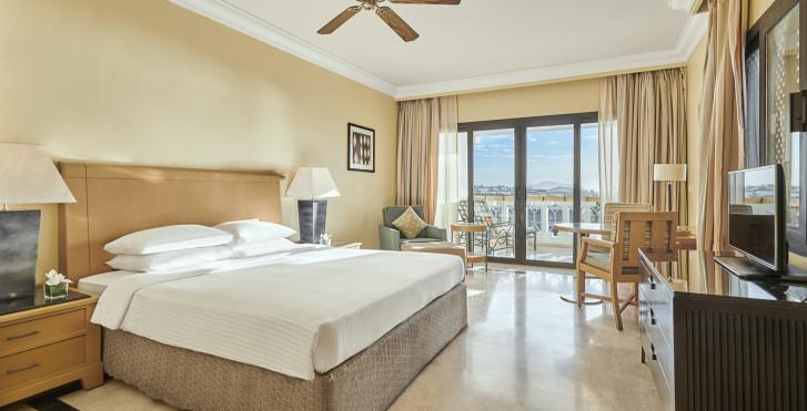 Doppelzimmer - Hyatt Regency Sharm El Sheikh Resort
