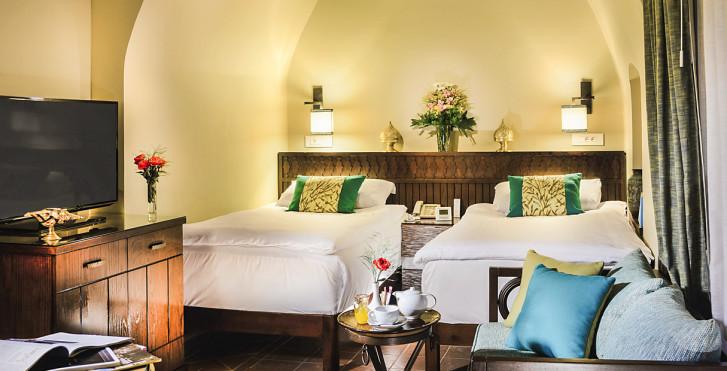 Doppelzimmer Superior / Doppelzimmer Premium - Mövenpick Resort El Quseir