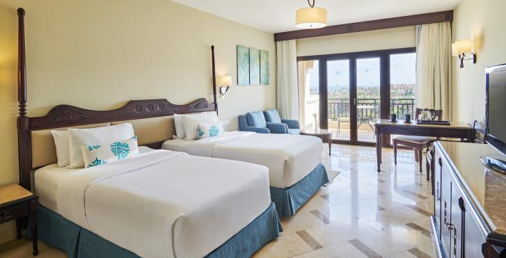 Doppelzimmer Deluxe - Steigenberger ALDAU Beach Hotel