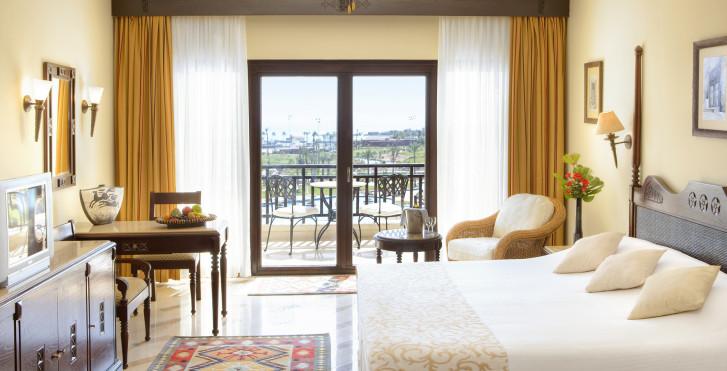 Chambre double Deluxe - Steigenberger Al Dau Beach Hotel