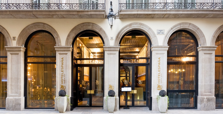 Image 12942999 - Hôtel España