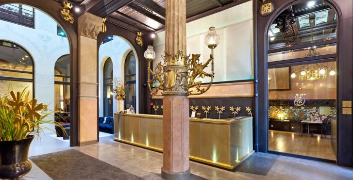 Image 12943001 - Hôtel España