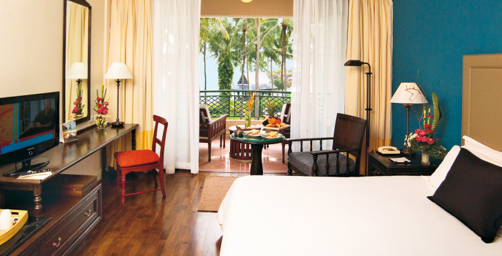 Chambre deluxe - Centara Grand Beach Resort
