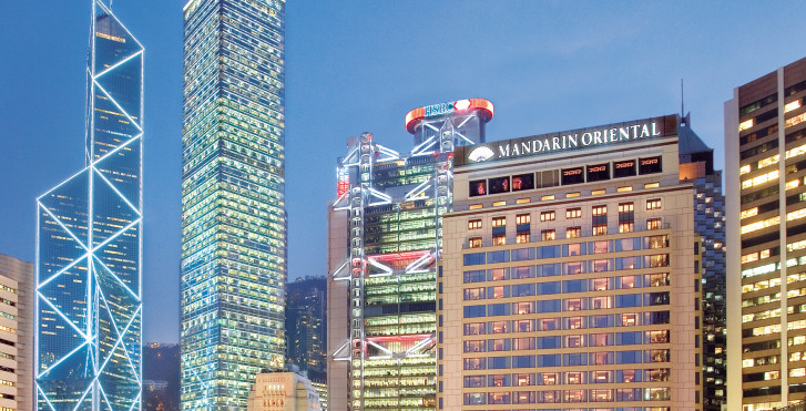 Bild 7676048 - Mandarin Oriental Hong Kong