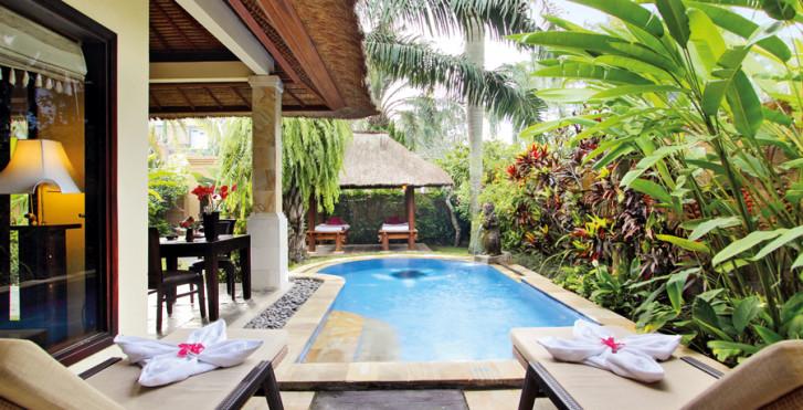 Deluxe-Pool-Villa - Furama Villas & Spa