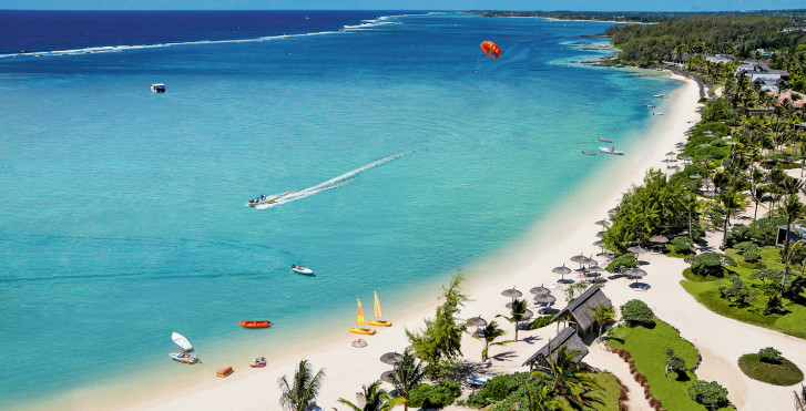 Image 28678138 - Long Beach - A Sun Resort Mauritius
