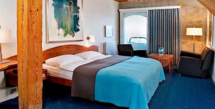 Chambre double - Copenhagen Admiral Hotel