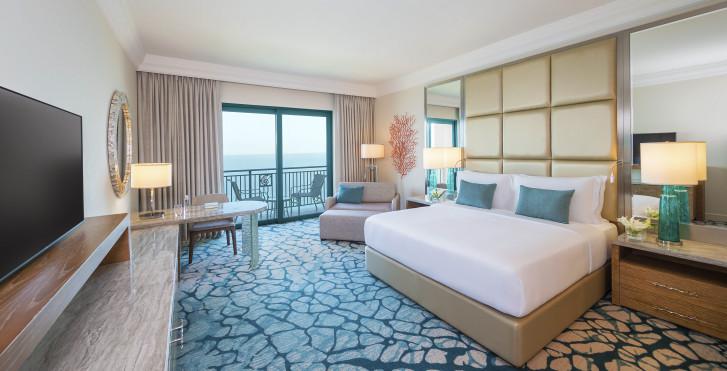 Chambre double Palm ou chambre double Ocean - Atlantis The Palm