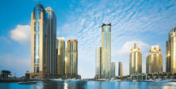 Bild 7689725 - Marriott Harbour Hotel & Suites