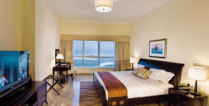 Studio 1 chambre (1 pièce) - Marriott Harbour Hotel & Suites