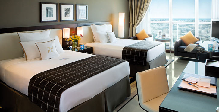 Classic Room Twin - Four Points by Sheraton Sheikh Zayed Road