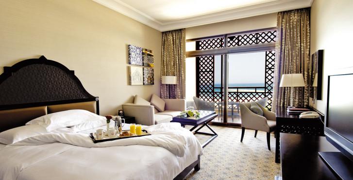 Deluxe Seaview - Hilton Ras Al Khaimah Resort & Spa