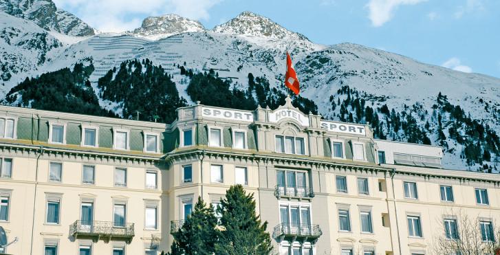 Image 7694610 - Sporthotel Pontresina
