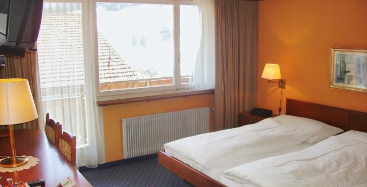 Doppelzimmer - Hotel Danilo