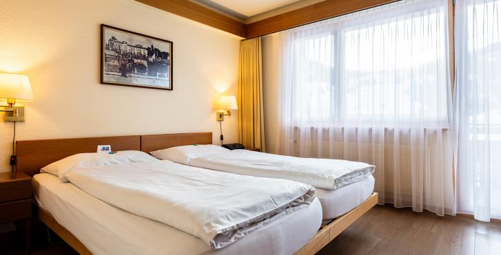 Chambre double - Hôtel Danilo