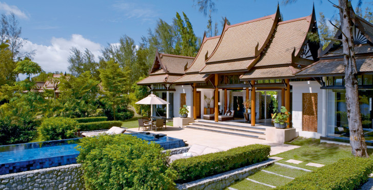 Double Pool Villa - Banyan Tree Phuket