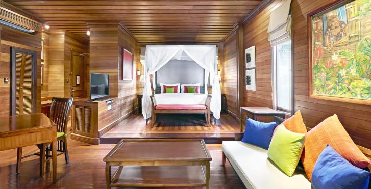 King Sunset Villa - Hilton Seychelles Northolme Resort & Spa