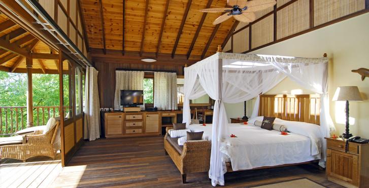 Villa Hideaway - Cerf Island Resort