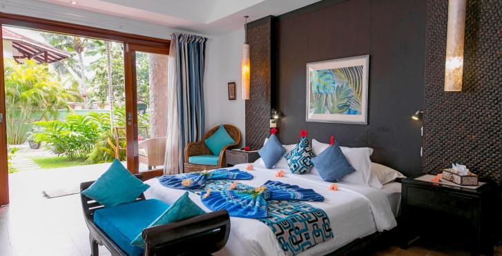 Doppelzimmer Superior - Le Duc de Praslin Hotel & Villas