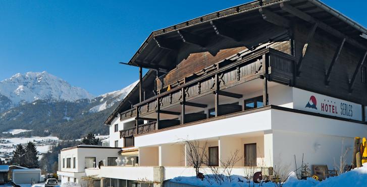 Image 7703548 - Hôtel Serles