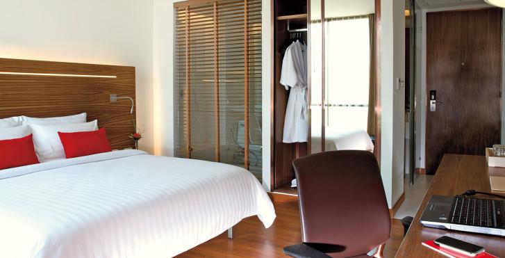 Chambre Deluxe - Sacha's Hotel UNO