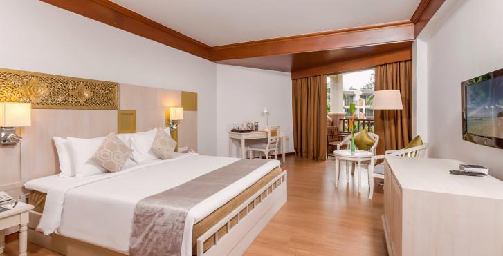 Doppelzimmer Deluxe Side Sea View - Best Western Premier Bangtao Beach Resort & Spa