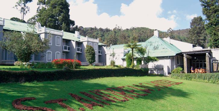 Hotel Jetwing St Andrews Sri Lanka